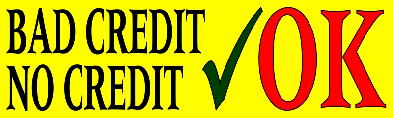Bad Credit - No Credit - Home Ownership